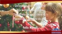 A Câmara Municipal deseja a todos um Feliz Natal!
