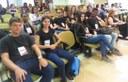 Estudantes participam do Encontro em Juiz de Fora