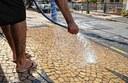 Projeto contra o  desperdício de água