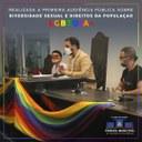 Realizada primeira audiência pública sobre diversidade sexual e direitos da população LGBTQIA+